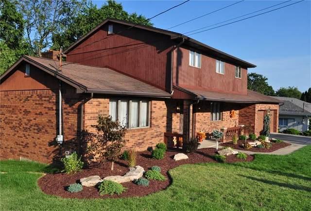 2427 Park Manor Drive, White Oak, PA 15132 (MLS #1467744) :: Dave Tumpa Team