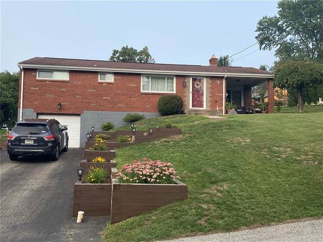 10 Corbett Ave, Hempfield Twp - Wml, PA 15642 (MLS #1468130) :: RE/MAX Real Estate Solutions
