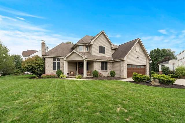 193 Village Drive, Cranberry Twp, PA 16066 (MLS #1468527) :: RE/MAX Real Estate Solutions