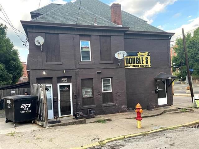 616 Evans Ave, Mckeesport, PA 15132 (MLS #1468854) :: Broadview Realty