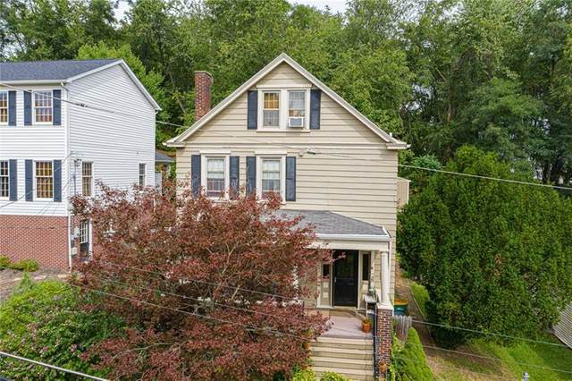 112 Riverview Avenue, O'hara, PA 15238 (MLS #1469324) :: RE/MAX Real Estate Solutions