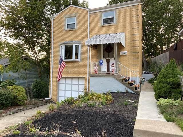 1566 Berkshire Ave, Brookline, PA 15226 (MLS #1470140) :: Broadview Realty
