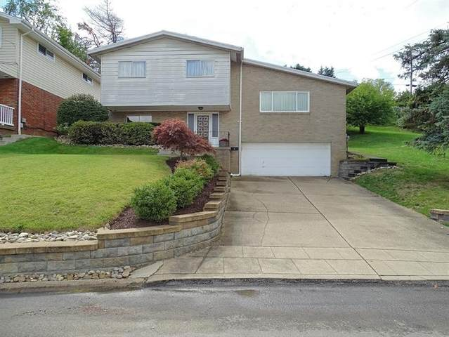 127 Longvue, West Mifflin, PA 15122 (MLS #1471289) :: Hanlon-Malush Team