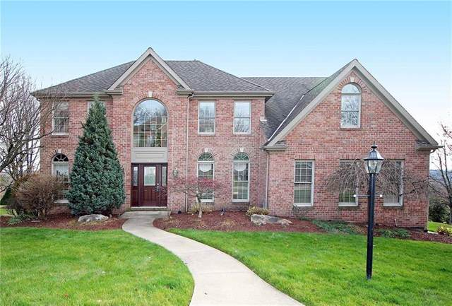 341 Snowberry Circle, Peters Twp, PA 15367 (MLS #1471908) :: The Dallas-Fincham Team