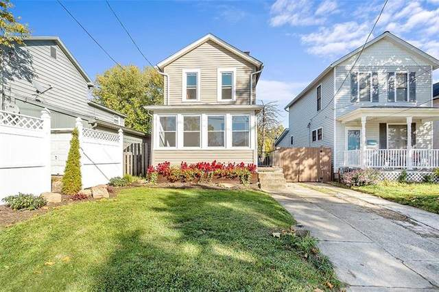 436 18th Ave, Patterson Twp, PA 15010 (MLS #1472668) :: The Dallas-Fincham Team
