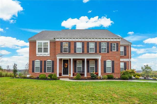 104 Whispering Heights Ln, Peters Twp, PA 15367 (MLS #1475167) :: RE/MAX Real Estate Solutions