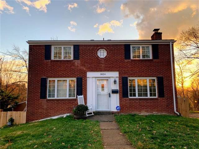 1824 Horizon Dr, White Oak, PA 15131 (MLS #1475742) :: Broadview Realty
