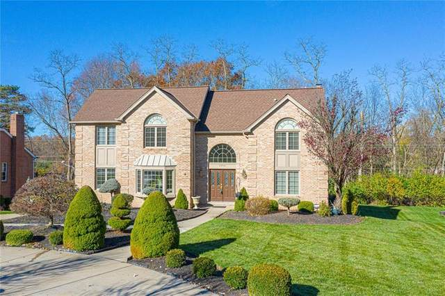 2524 Appletree Dr, Upper St. Clair, PA 15241 (MLS #1476642) :: The SAYHAY Team