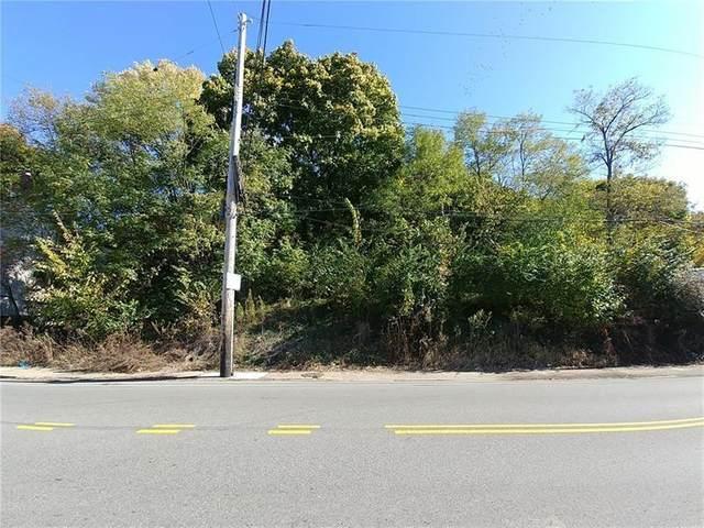540 E Main, Carnegie, PA 15106 (MLS #1476653) :: Dave Tumpa Team