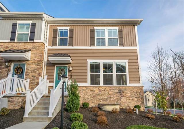 323 Cross Creek Dr, Cranberry Twp, PA 16066 (MLS #1477110) :: Hanlon-Malush Team