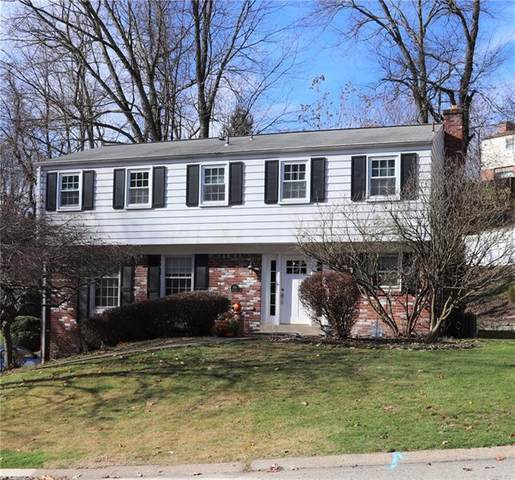 104 Daleran Dr, Ross Twp, PA 15237 (MLS #1477929) :: Hanlon-Malush Team