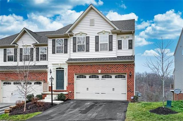 231 Noble Woods Dr, Moon/Crescent Twp, PA 15108 (MLS #1480876) :: Dave Tumpa Team