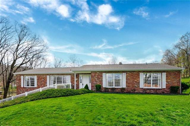 104 Grace Dr, Cranberry Twp, PA 16066 (MLS #1480944) :: The SAYHAY Team