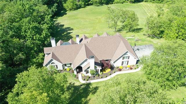 501 Hillside Dr, Sewickley Heights, PA 15143 (MLS #1481945) :: The SAYHAY Team