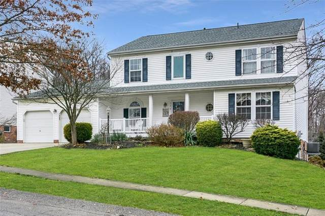 134 Hazelwood Drive, Cranberry Twp, PA 16066 (MLS #1482965) :: Broadview Realty