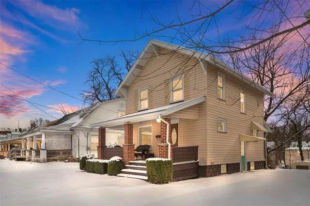 110 E Hillcrest Avenue, New Castle/2Nd, PA 16105 (MLS #1483341) :: Dave Tumpa Team