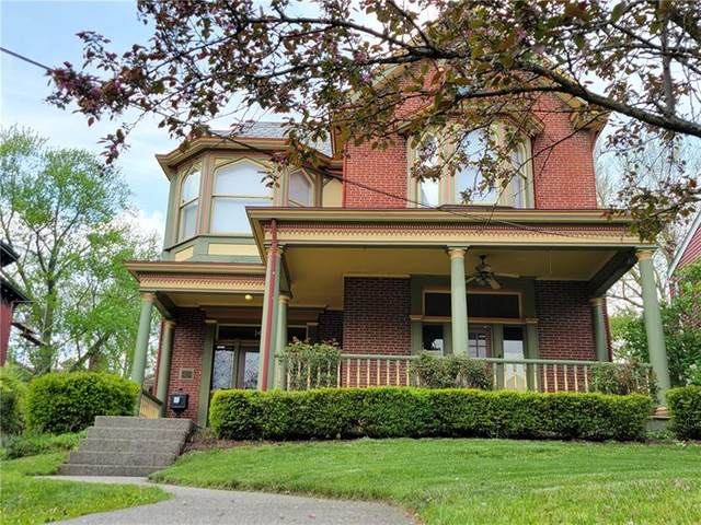 1410 Pennsylvania Ave, Manchester, PA 15233 (MLS #1483810) :: The SAYHAY Team
