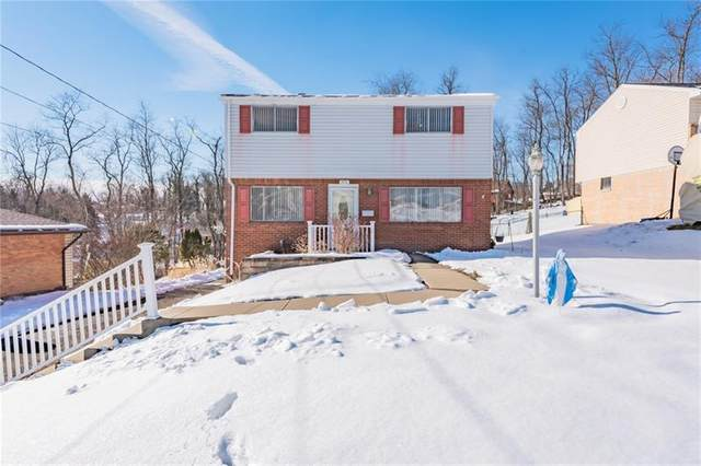 490 Niagara, North Huntingdon, PA 15642 (MLS #1485937) :: Dave Tumpa Team