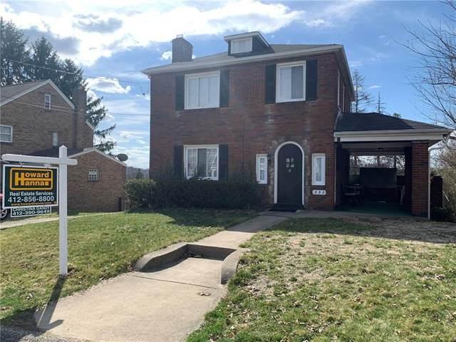 332 Highland Rd, Penn Hills, PA 15235 (MLS #1487806) :: Broadview Realty