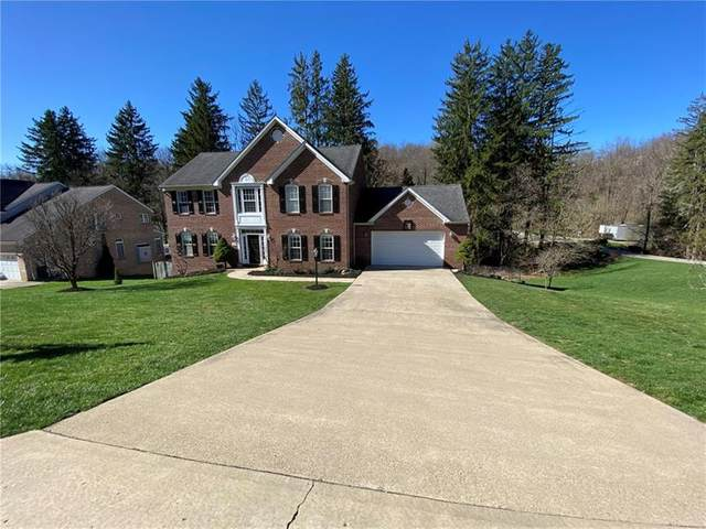 229 Mccombs Rd, Peters Twp, PA 15367 (MLS #1488381) :: Dave Tumpa Team