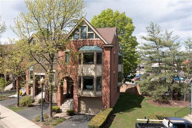 100 Denniston #58, Shadyside, PA 15206 (MLS #1488613) :: Broadview Realty