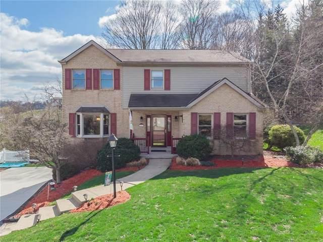 111 Golf Ridge Drive, Monroeville, PA 15146 (MLS #1489613) :: Broadview Realty