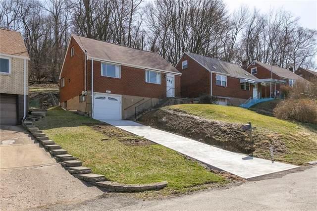 631 5th, Penn Hills, PA 15147 (MLS #1490418) :: Dave Tumpa Team
