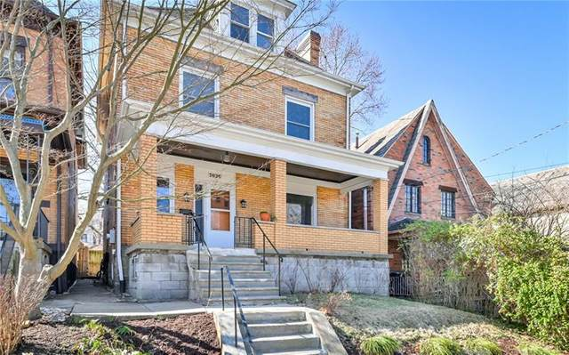 7036 Reynolds St, Point Breeze, PA 15208 (MLS #1490429) :: Dave Tumpa Team