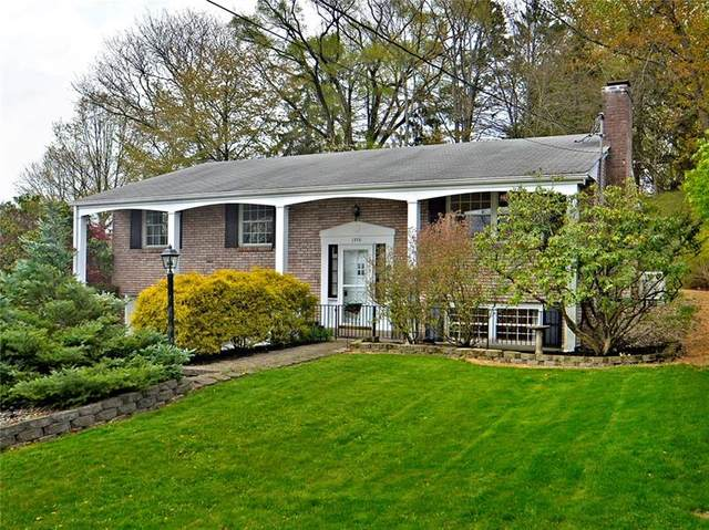 1376 Foxwood Dr, Monroeville, PA 15146 (MLS #1491710) :: Broadview Realty
