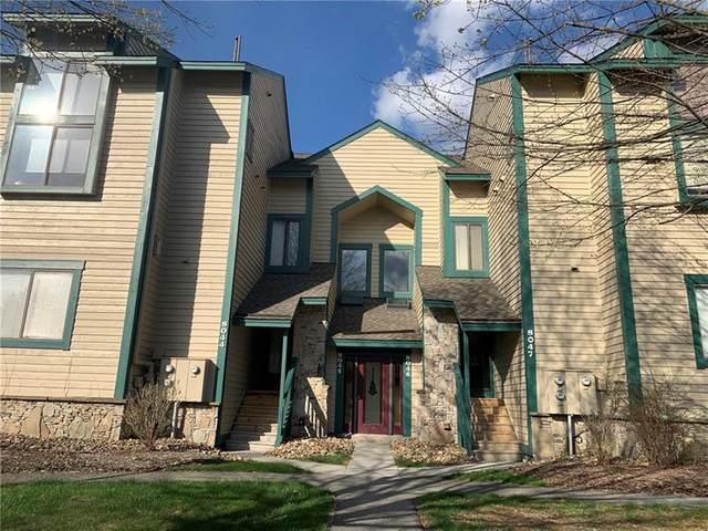 8045 Meadowridge Drive, Seven Springs Resort, PA 15622 (MLS #1492460) :: The SAYHAY Team