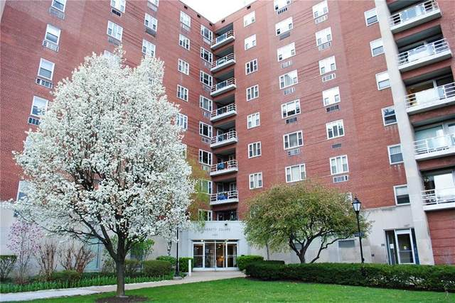 4625 Fifth #706, Oakland, PA 15213 (MLS #1492534) :: The SAYHAY Team