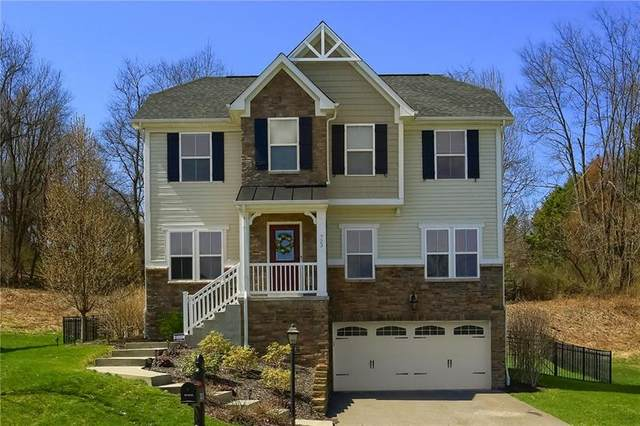 723 Packsaddle Trl, Richland, PA 15044 (MLS #1492570) :: Broadview Realty