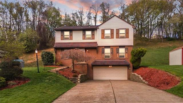 112 Kinsdale Drive, Ross Twp, PA 15237 (MLS #1492593) :: Dave Tumpa Team