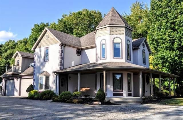 208 Susquehanna Rd., Carroll Twp., PA 15063 (MLS #1492604) :: The SAYHAY Team