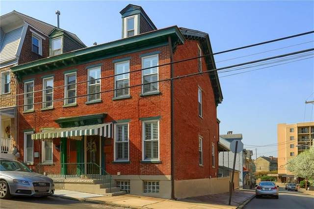 246 37th, Lawrenceville, PA 15201 (MLS #1493674) :: Broadview Realty