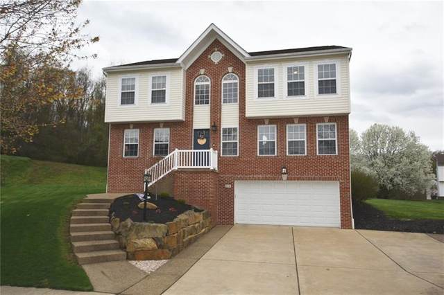 216 Tyler Drive, Cranberry Twp, PA 16066 (MLS #1493719) :: The SAYHAY Team