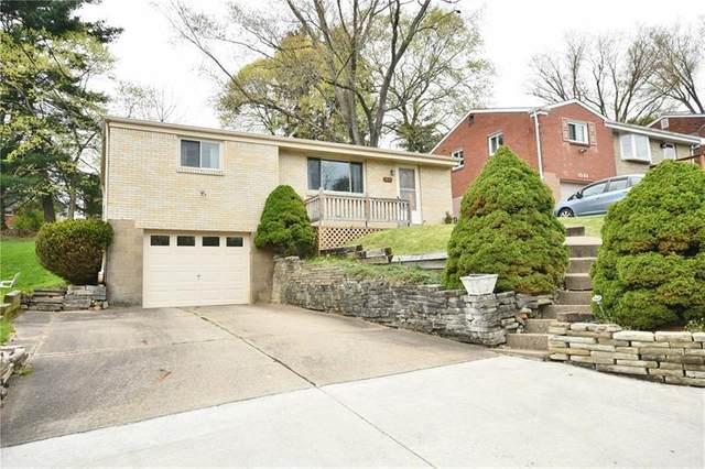1533 Washington Ave, South Park, PA 15129 (MLS #1495086) :: Broadview Realty