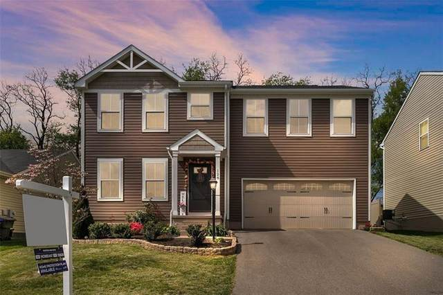 128 Cameron Square Dr, Connoquenessing Boro, PA 16033 (MLS #1499975) :: Broadview Realty