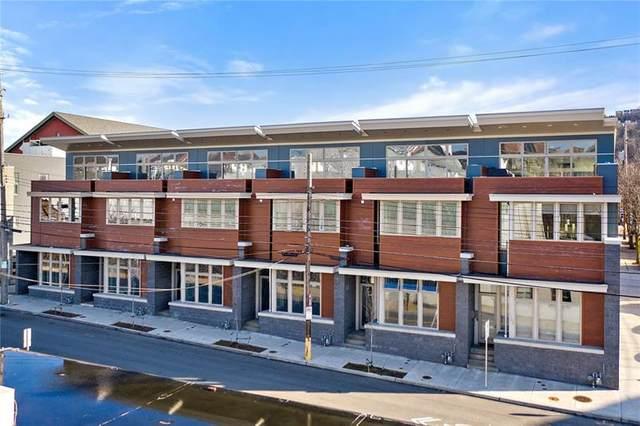 1114 Muriel Street, South Side, PA 15203 (MLS #1500986) :: Broadview Realty