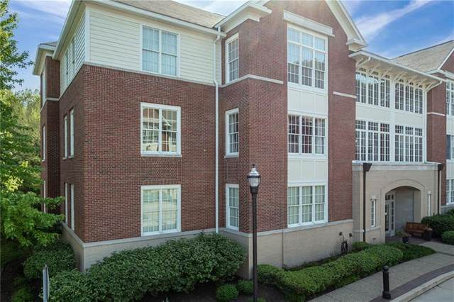 1219 Crescent Pl 2A, Squirrel Hill, PA 15217 (MLS #1501658) :: Broadview Realty