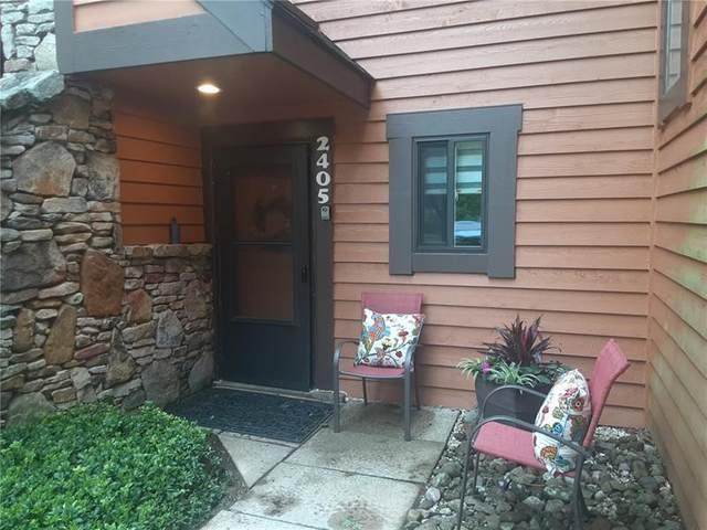 2405 Swiss Mountain Drive #2405, Seven Springs Resort, PA 15622 (MLS #1501769) :: Broadview Realty