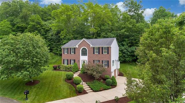 8423 David Dr, South Fayette, PA 15017 (MLS #1502237) :: The SAYHAY Team