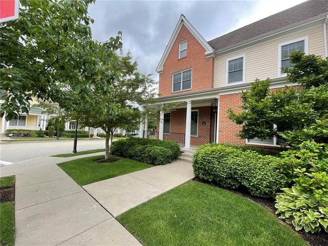 201 Mclean Place, Squirrel Hill, PA 15217 (MLS #1503440) :: The SAYHAY Team