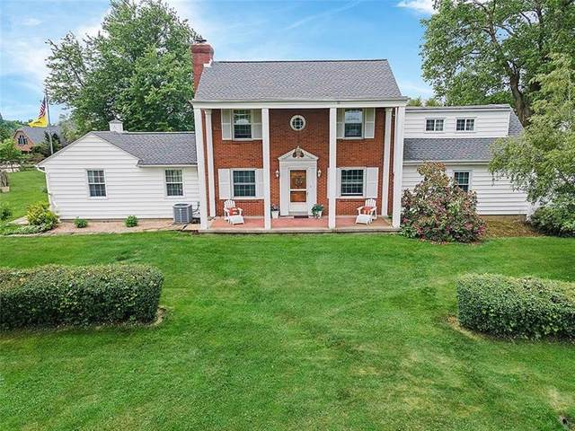 2037 Grandview Farms Court, Bethel Park, PA 15102 (MLS #1504370) :: Broadview Realty