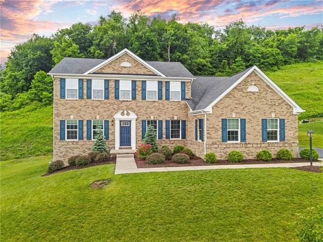 4511 Walnut Ridge Circle, South Fayette, PA 15057 (MLS #1504910) :: Broadview Realty