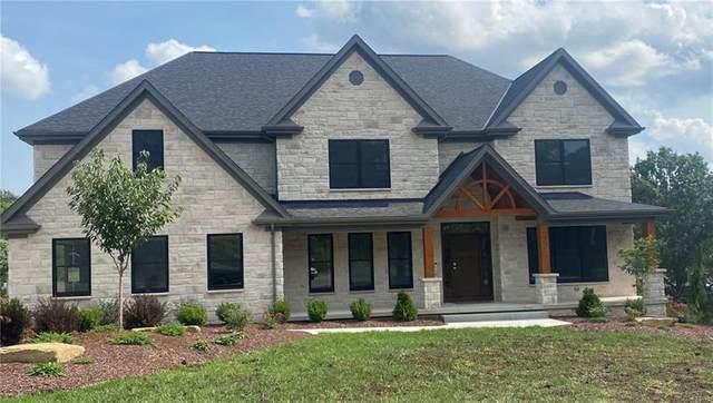 428 Forest Estates Dr, Upper St. Clair, PA 15241 (MLS #1505512) :: Dave Tumpa Team