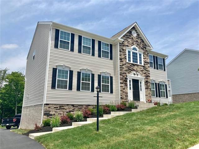 607 Aberdeen Ct., Moon/Crescent Twp, PA 15108 (MLS #1508284) :: The SAYHAY Team