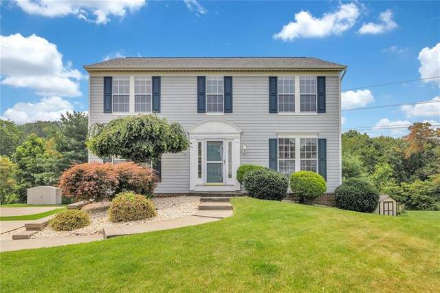 2010 Canyon Dr, Kennedy Twp, PA 15136 (MLS #1509228) :: Broadview Realty