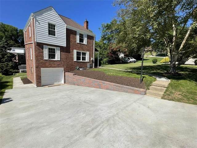 246 Constitution Drive, Pleasant Hills, PA 15236 (MLS #1510029) :: Broadview Realty