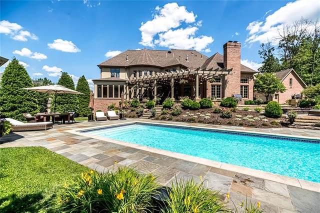 2203 South Villa Drive, Hampton, PA 15044 (MLS #1512554) :: Dave Tumpa Team